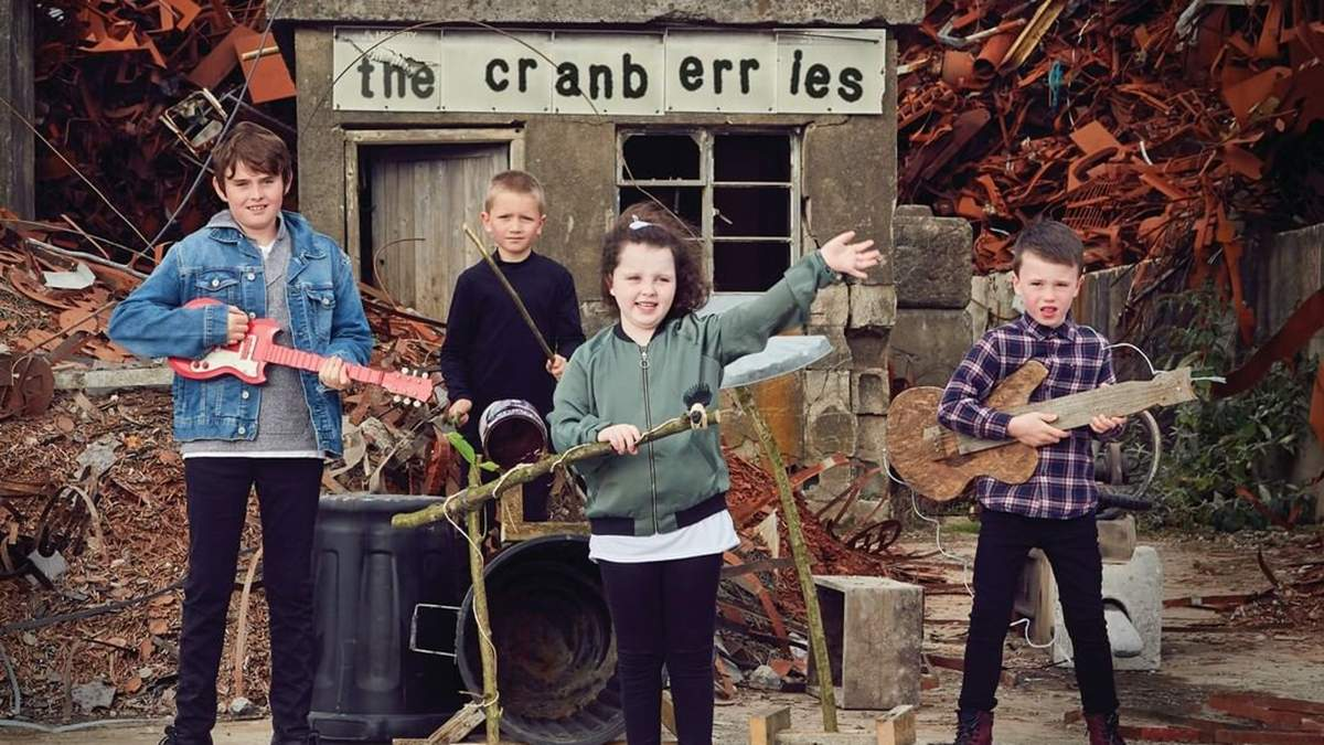 The Cranberries выпустили альбом In the End