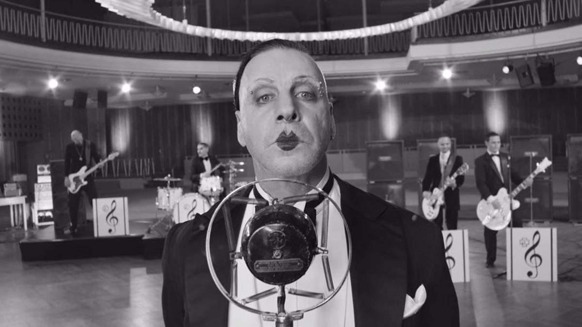 Група Rammstein випустила новий кліп на пісню Radio