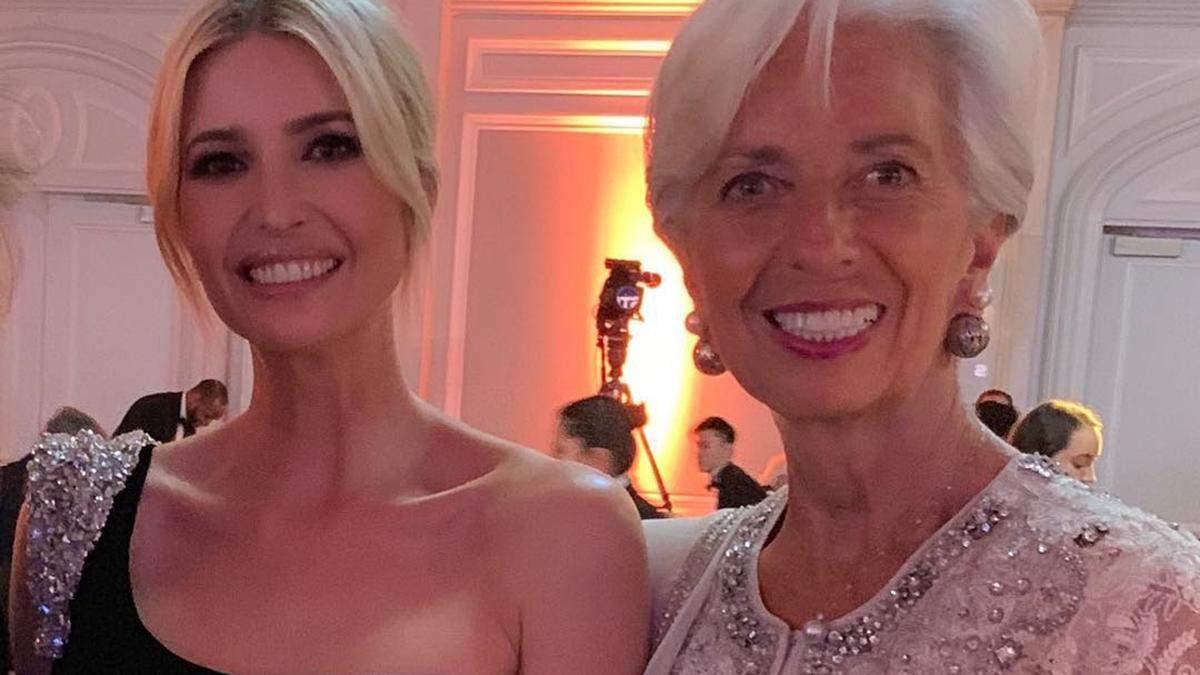 Іванка Трамп у розкішній сукні відвідала церемонію International Leadership Awards: фото