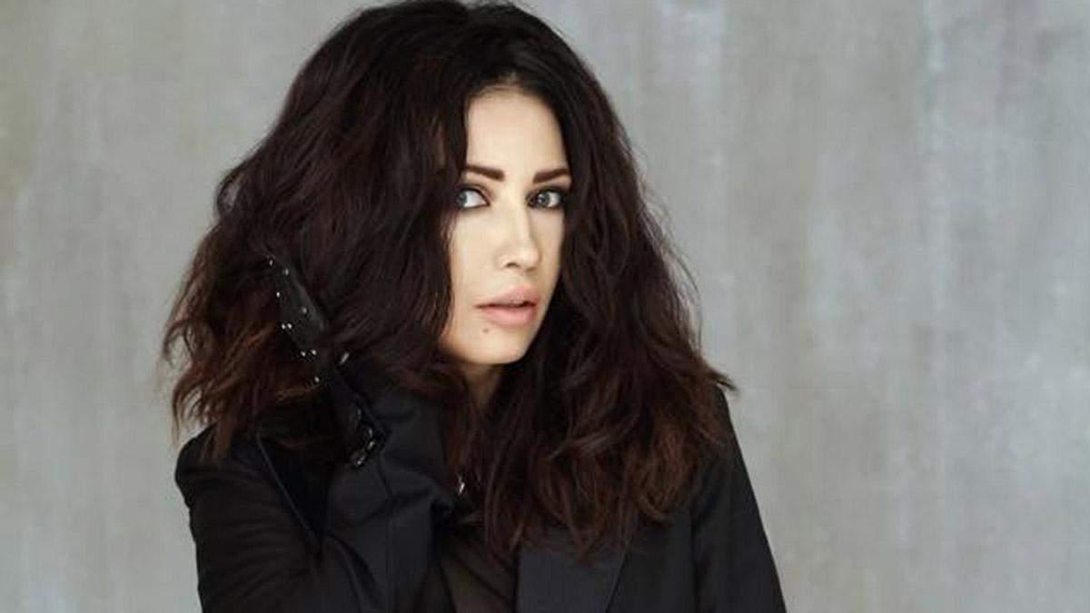 Наталья Дзенькив – вокалистка группы Lama