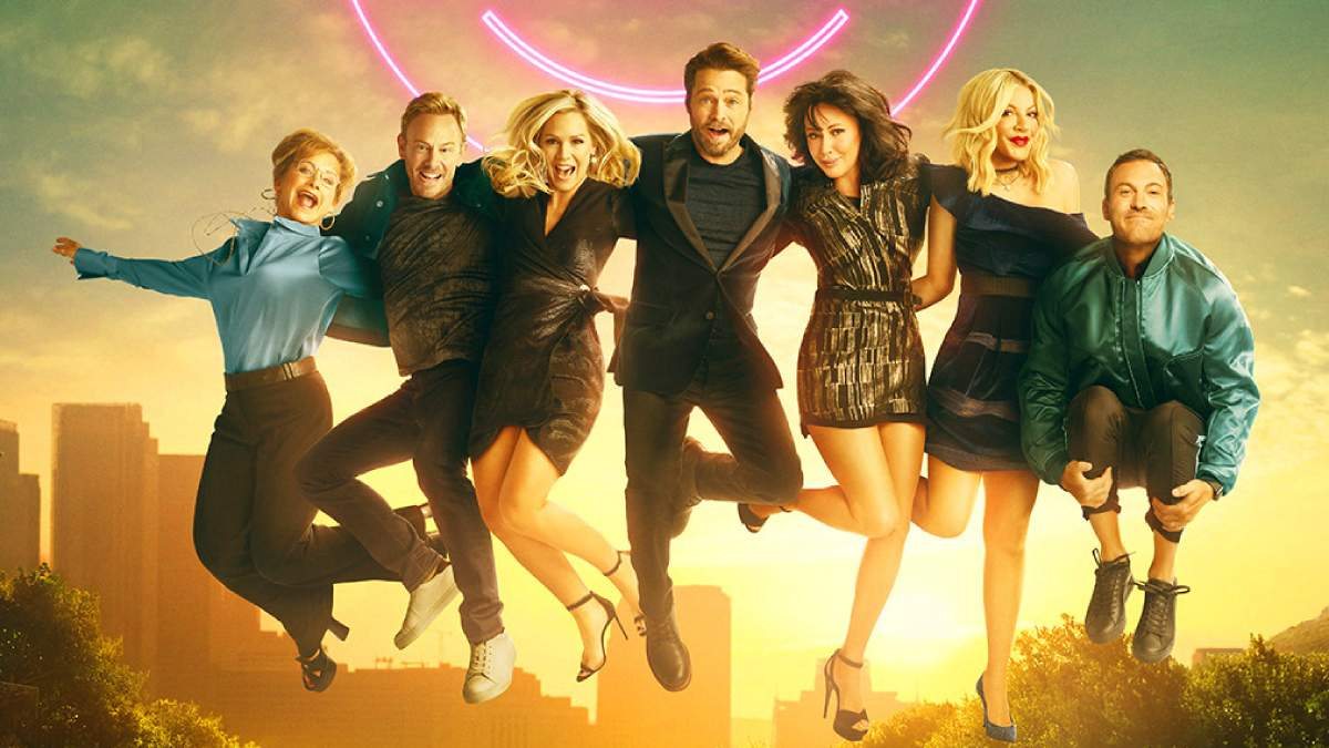 """""""Беверлі Хіллз, 90210"""" повертається: сюжет і трейлер"""