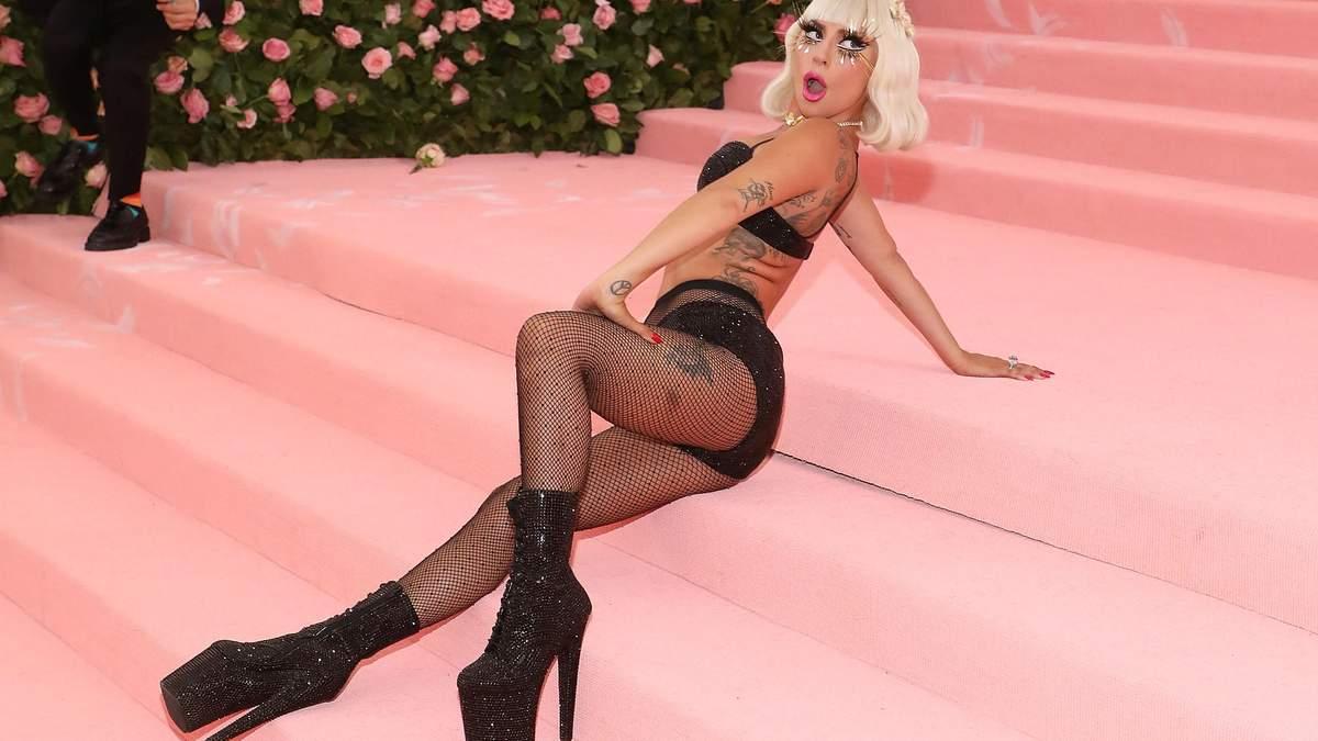 Леді Гага на Met Gala 2019
