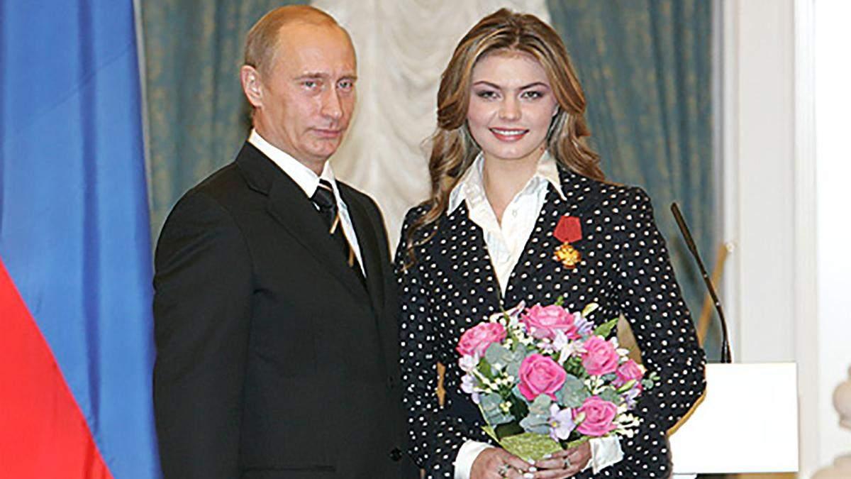 Аліна Кабаєва народила від Путіна - все про стосунки з Путіним