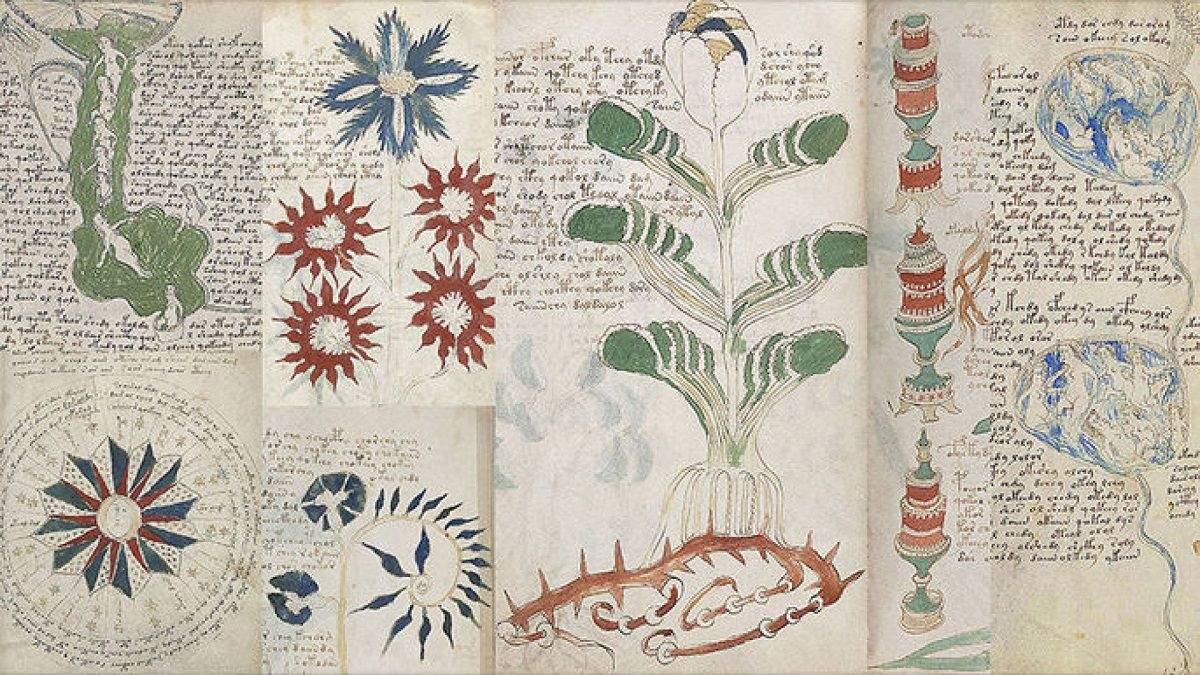 У Британії розшифрували загадковий манускрипт Войнича