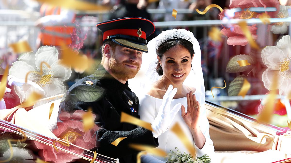 Перша річниця весілля принца Гаррі та Меган Маркл