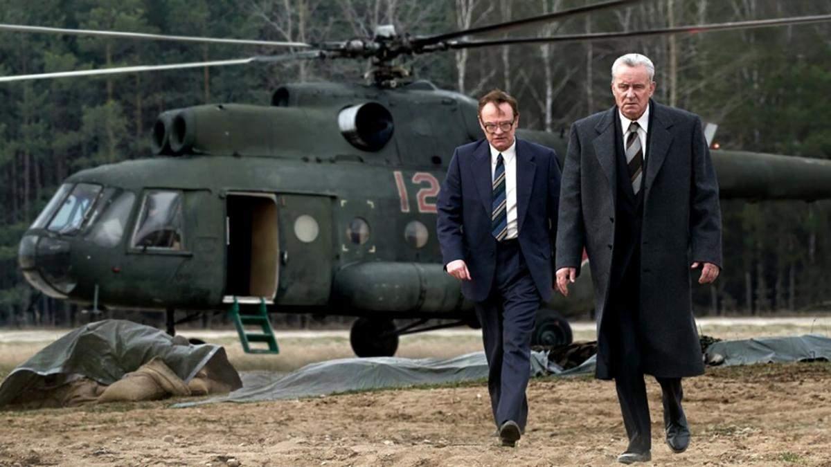 """Сериал """"Чернобыль"""": в четвертой серии заметили значимый киноляп"""