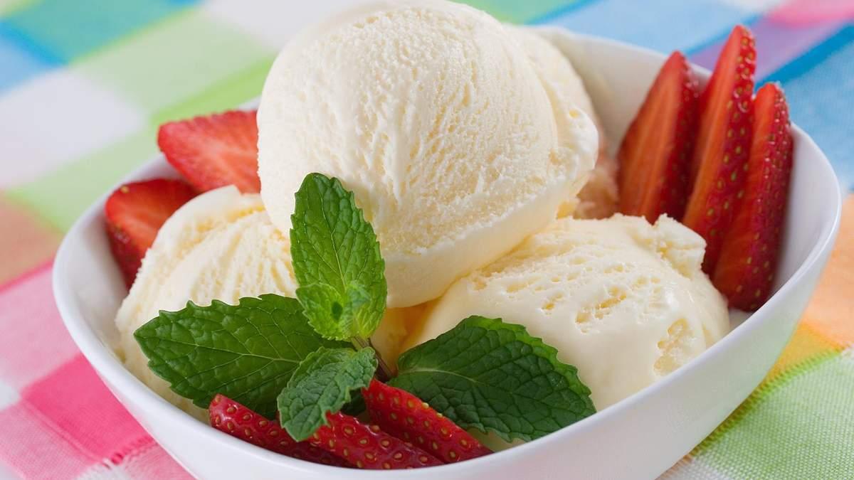 Домашнее мороженое без сливок, на молоке, с бананом и без молока - рецепт