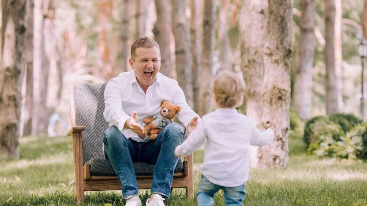 Зіркові татусі та їхні діти