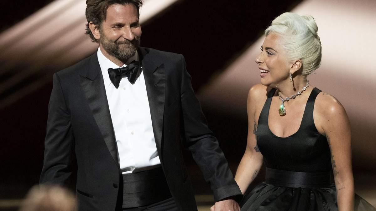 Бредлі Купер і Леді Гага