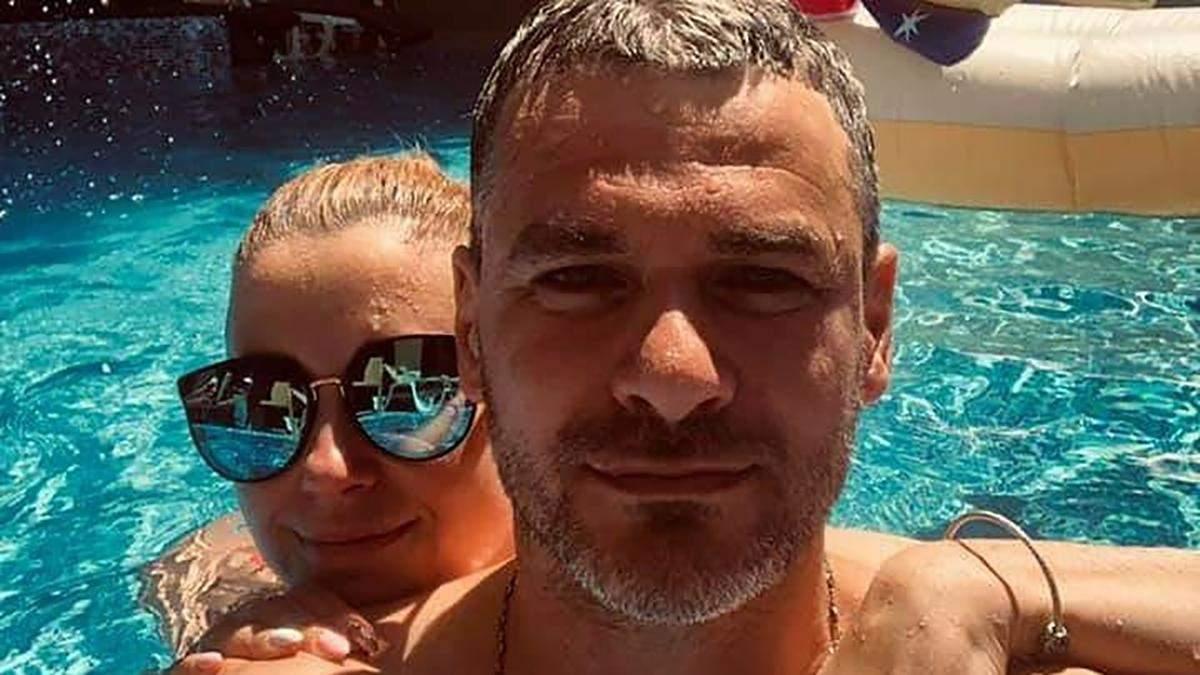 Арсен Мірзоян на сімейному відпочинку