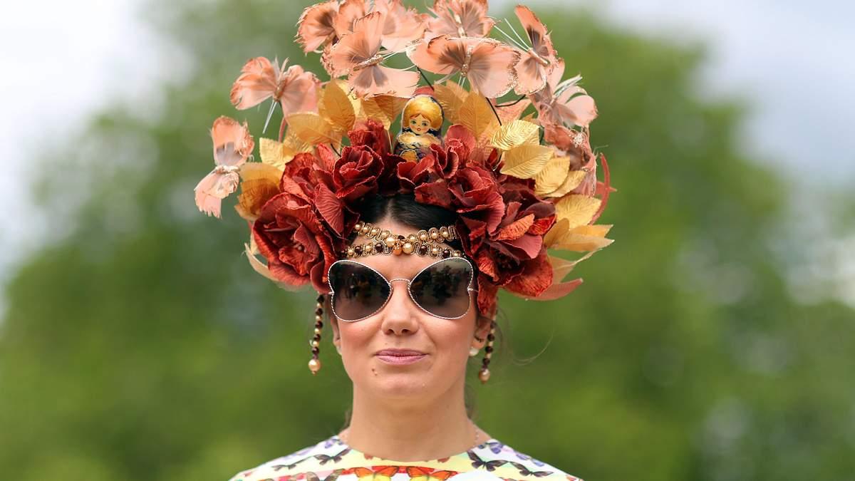 Met Gala по-королівськи: найдивніші капелюшки на Аскотському іподромі