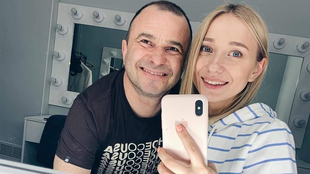 Виктор Павлик бросил жену ради 25-летней Екатерины Репяховой