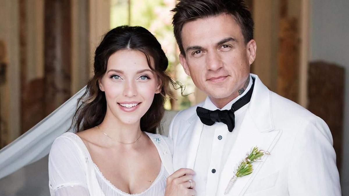 Весілля Тодоренко і Топалова - відео та фото розкішного весілля в Італії