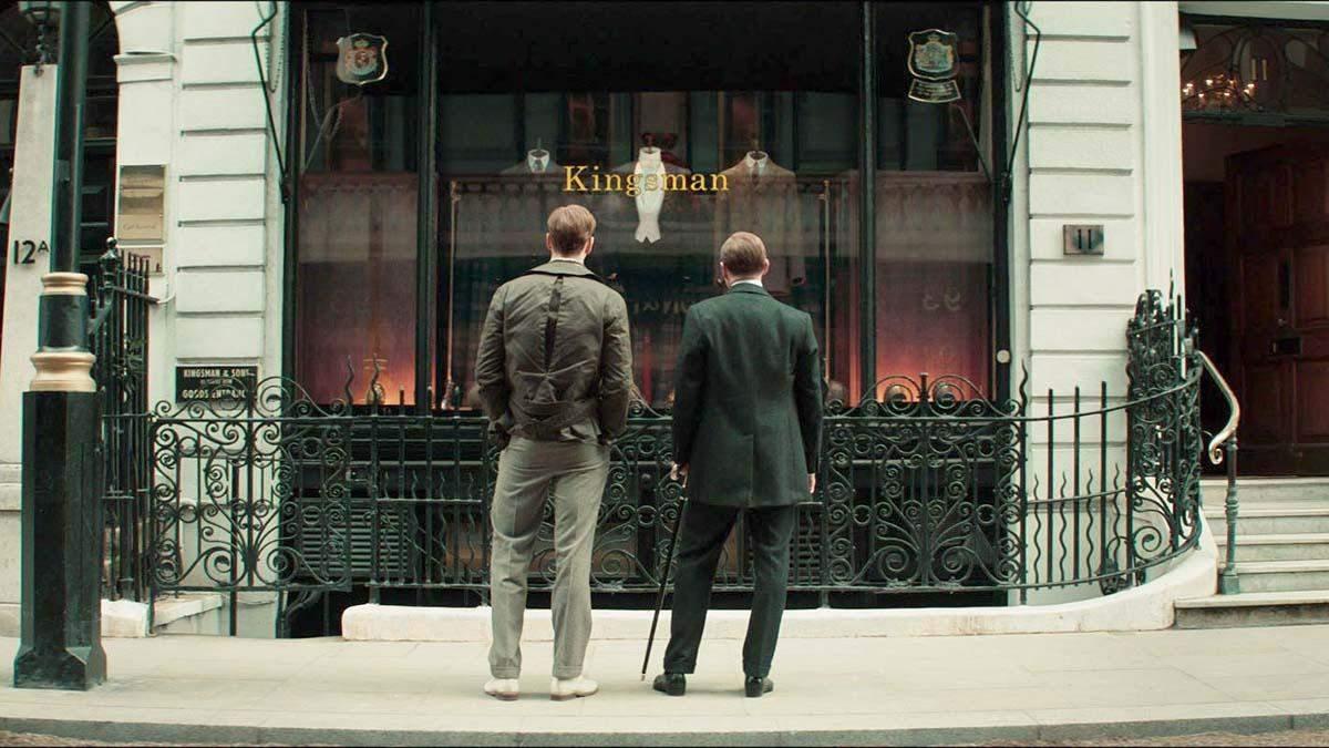 """""""King's Man: Початок"""": трейлер дивитись онлайн"""