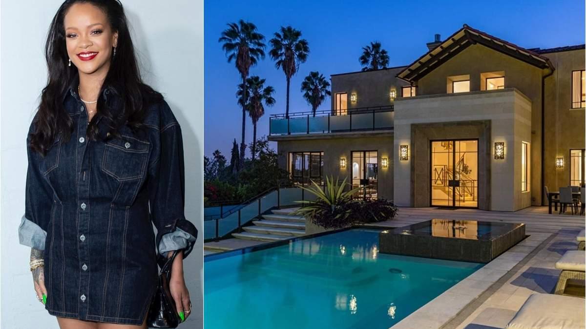 Рианна ищет жителя для своей виллы: за месяц аренды просит 35 тысяч долларов – фото поместья