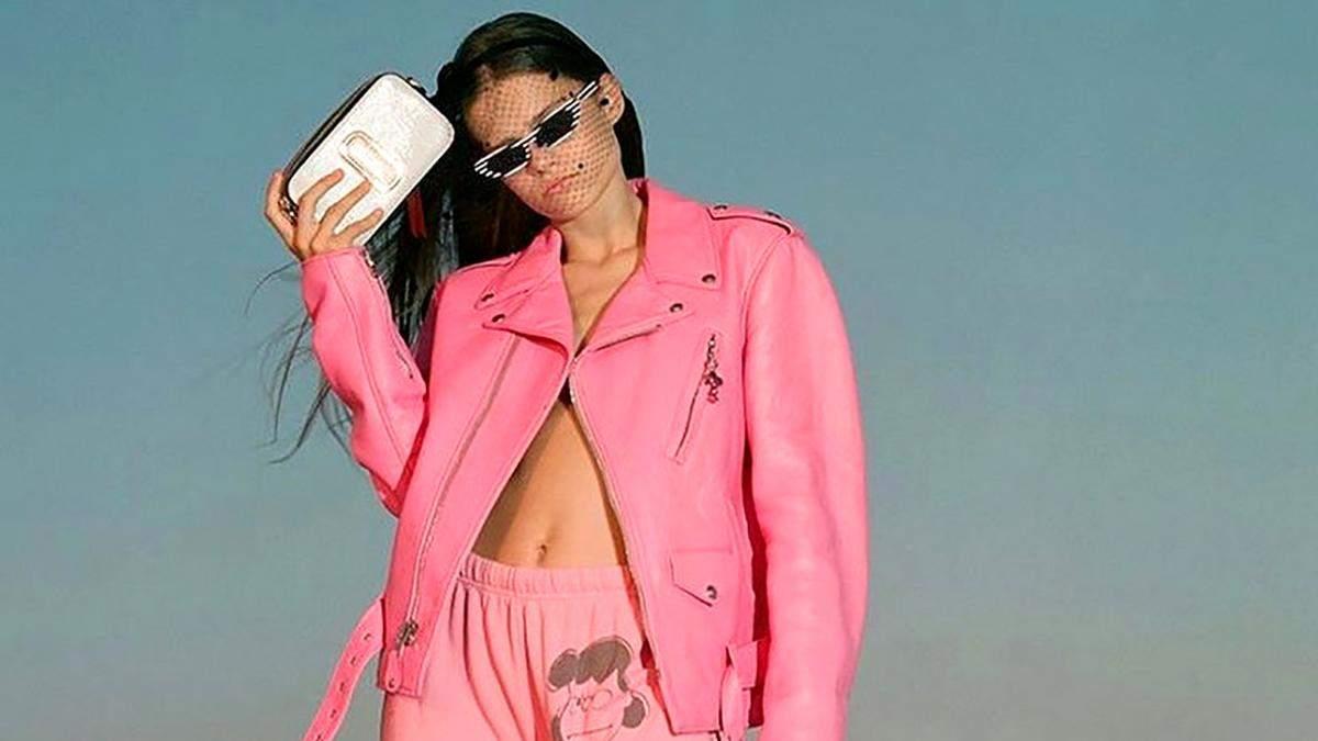 Українська балерина знялась у рекламі Marc Jacobs: фото