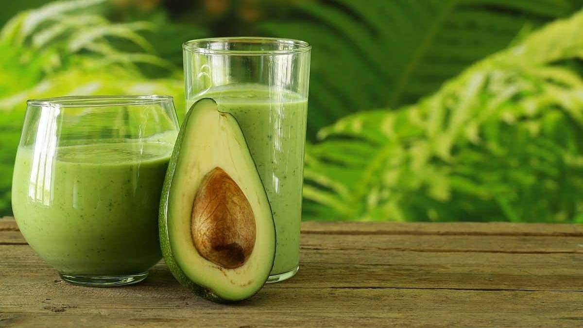 Як зробити смузі з авокадо - рецепти смузі з авокадо