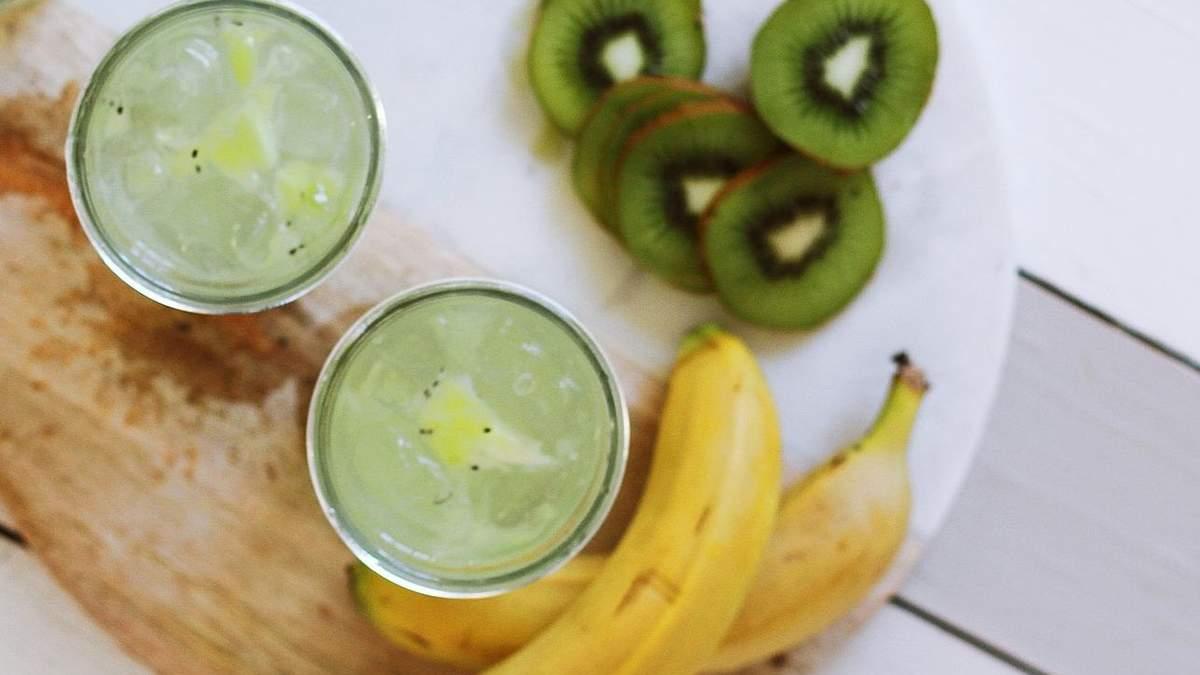 Як приготувати смузі без блендера - рецепти смузі з бананом