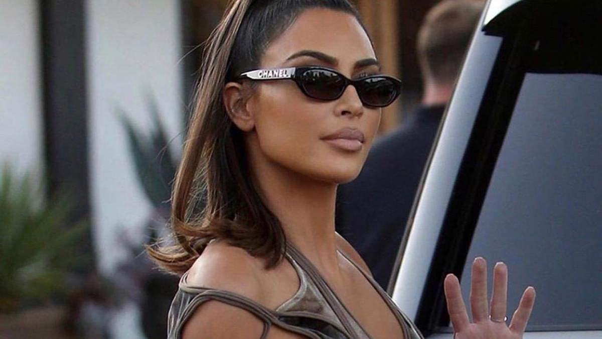Ким Кардашян призналась, кто из звезд помог ей получить мировую славу