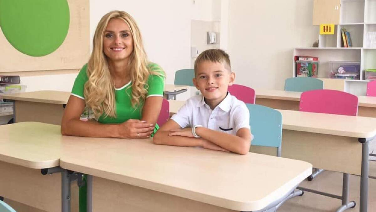 Перший дзвінок: які українські зірки повели дітей до школи