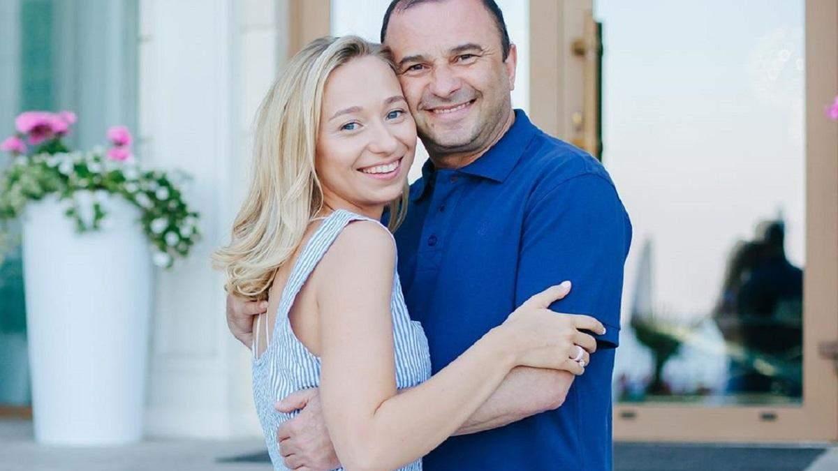 Катерина Реп'яхова і Віктор Павлік