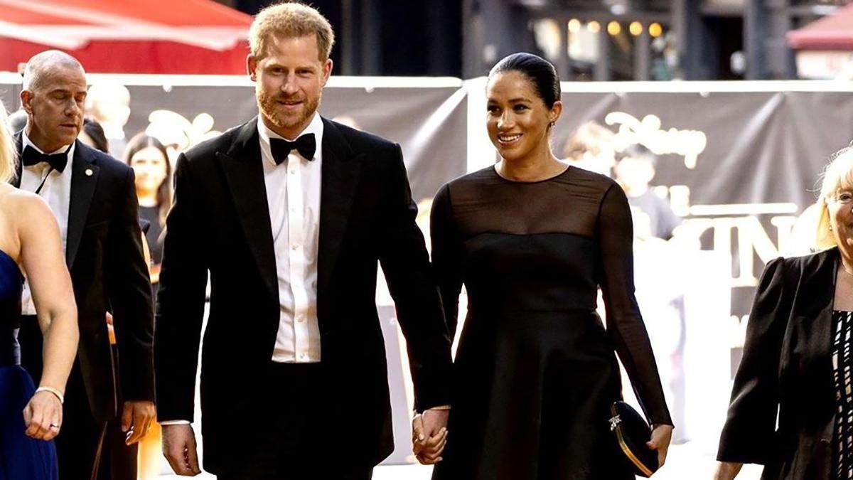 Принц Гаррі та Меган Маркл розсекретили деталі поїздки до Африки