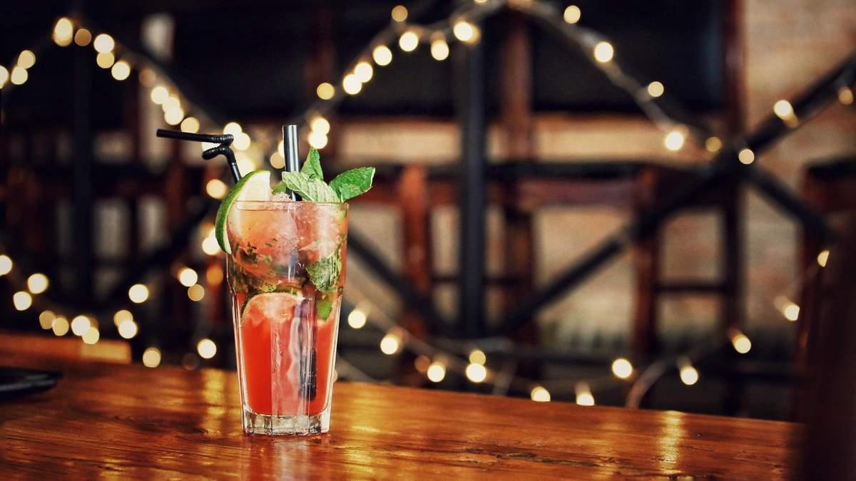 П'янкі коктейлі – ідеальний напій для осіннього вечора