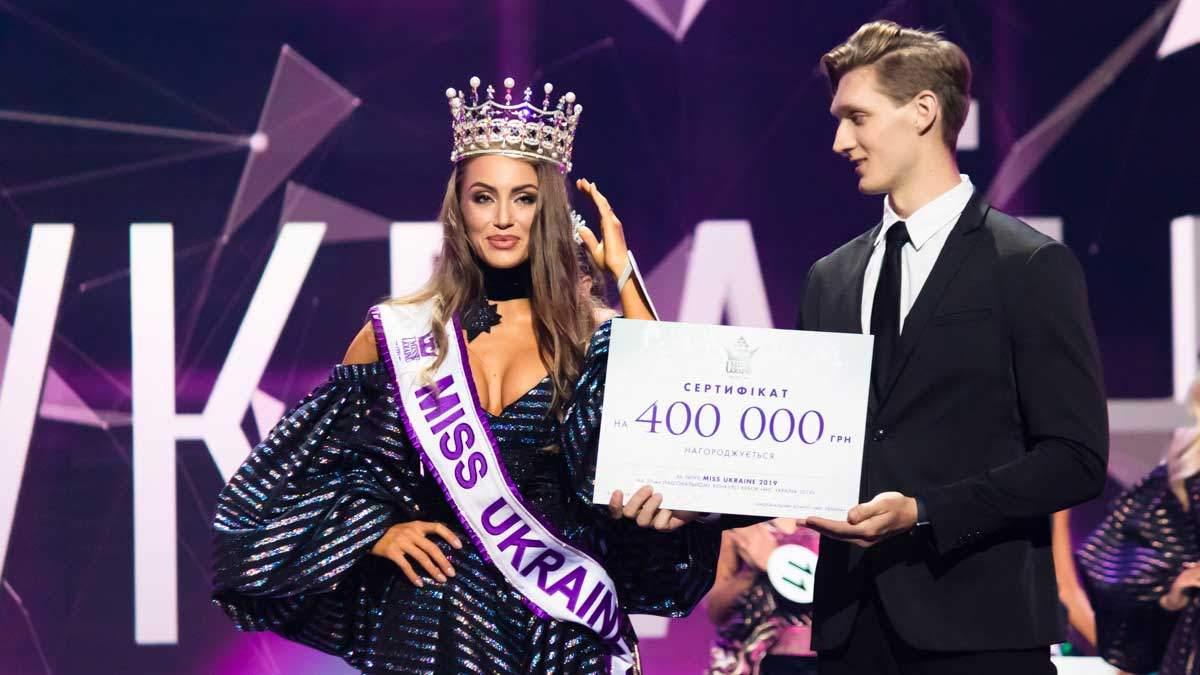 Маргарита Паша переможниця Міс Україна 2019 – біографія та фото переможниці