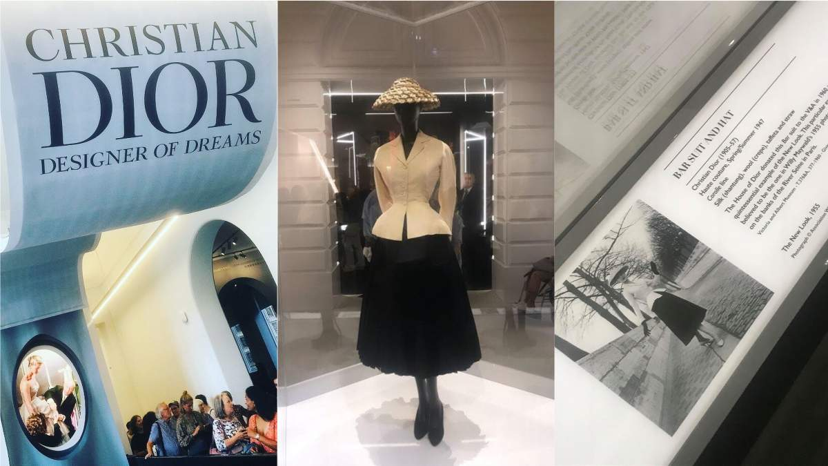 Christian Dior: Designers of Dreams