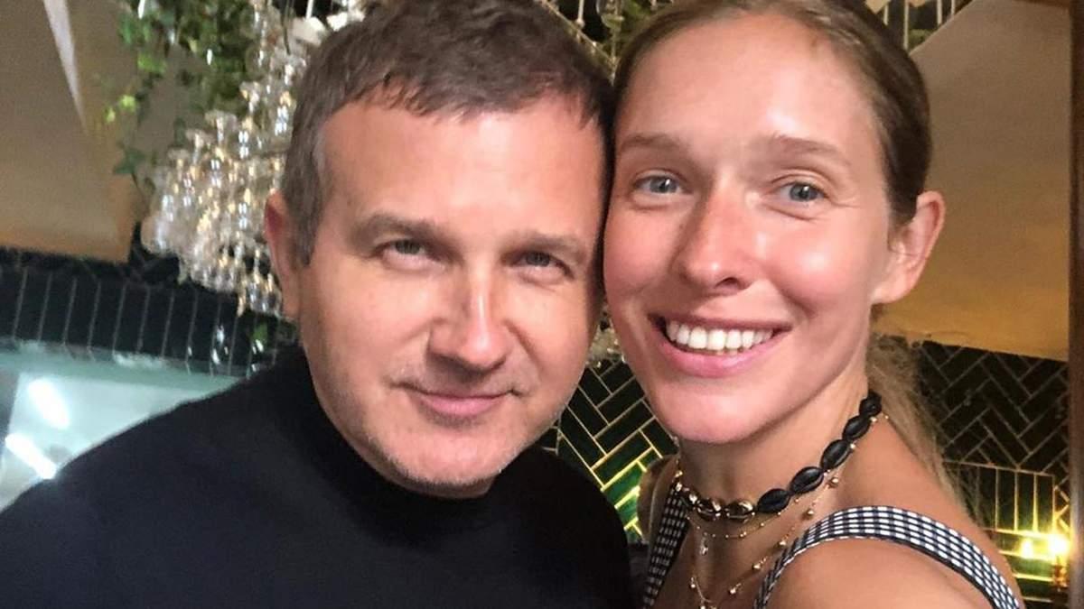 Катя Осадча і Юрій Горбунов