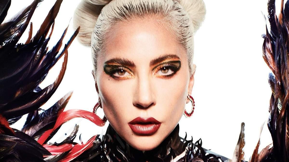 Леди Гага снялась для обложки глянца: потрясающие фото и откровенные признания певицы