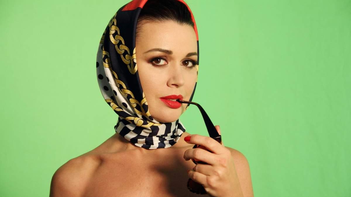 Анастасія Заворотнюк - чоловіки, фото, діти - особисте життя