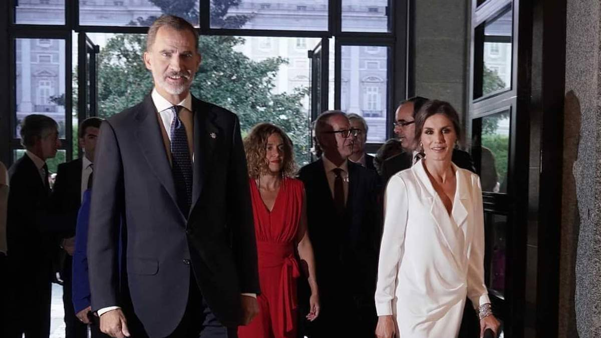 Приголомшливий вихід королеви Іспанії