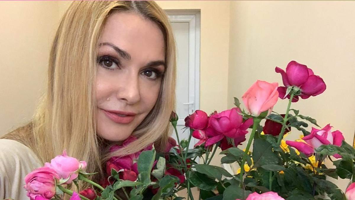 Ольга Сумська показала фото в купальнику