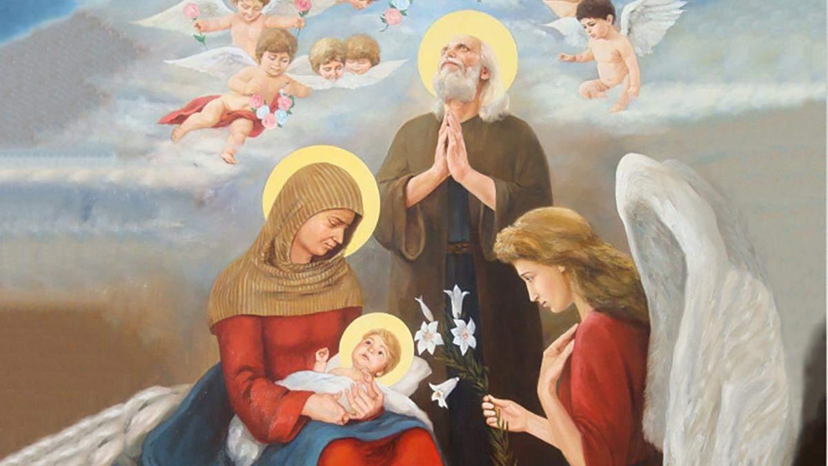 Картинки з Різдвом Пресвятої Богородиці – привітання 21 вересня 2019