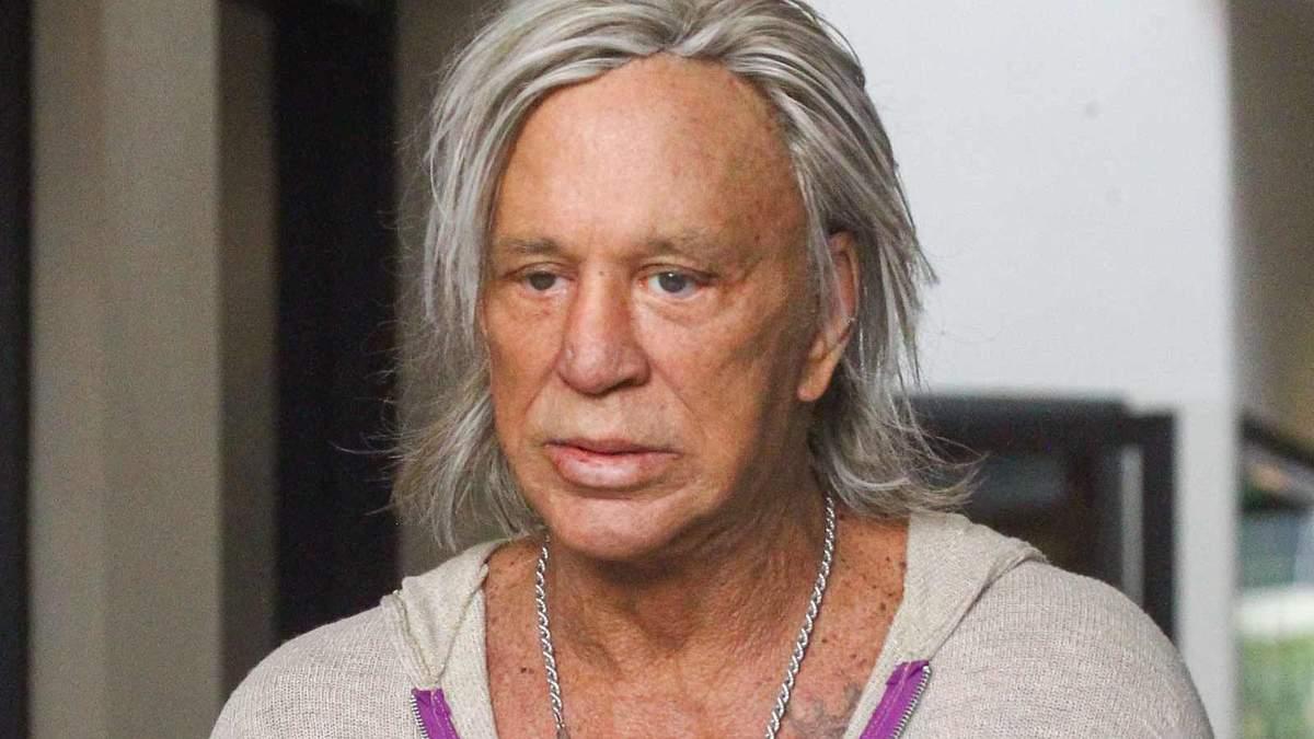 Актор Міккі Рурк хоче, щоб його поховали в Україні: несподівані подробиці