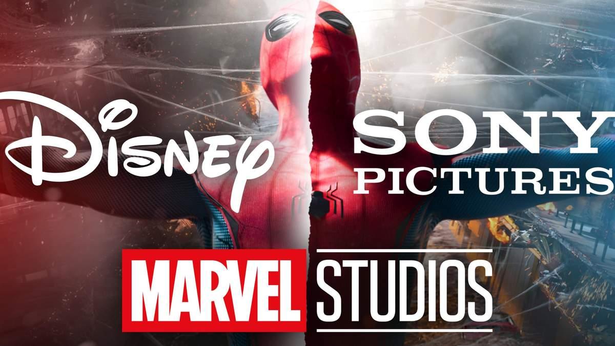 """Disney і Sony випустять фільм """"Людина-павук"""""""