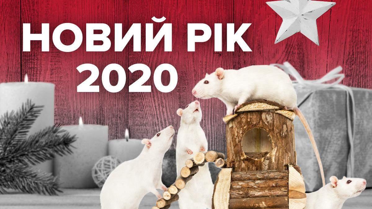 2020 рік кого за східним календарем – в чому зустрічати Новий рік 2020