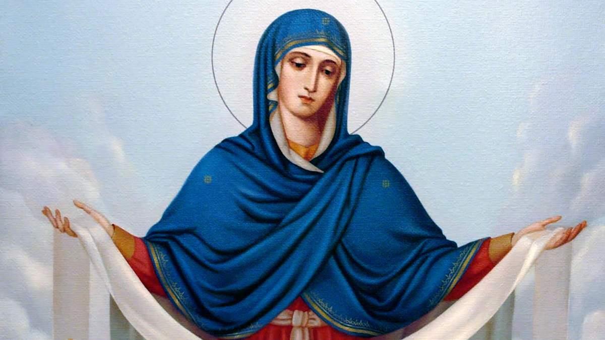 Картинки з Покровою – привітання з Покрова Пресвятої Богородиці