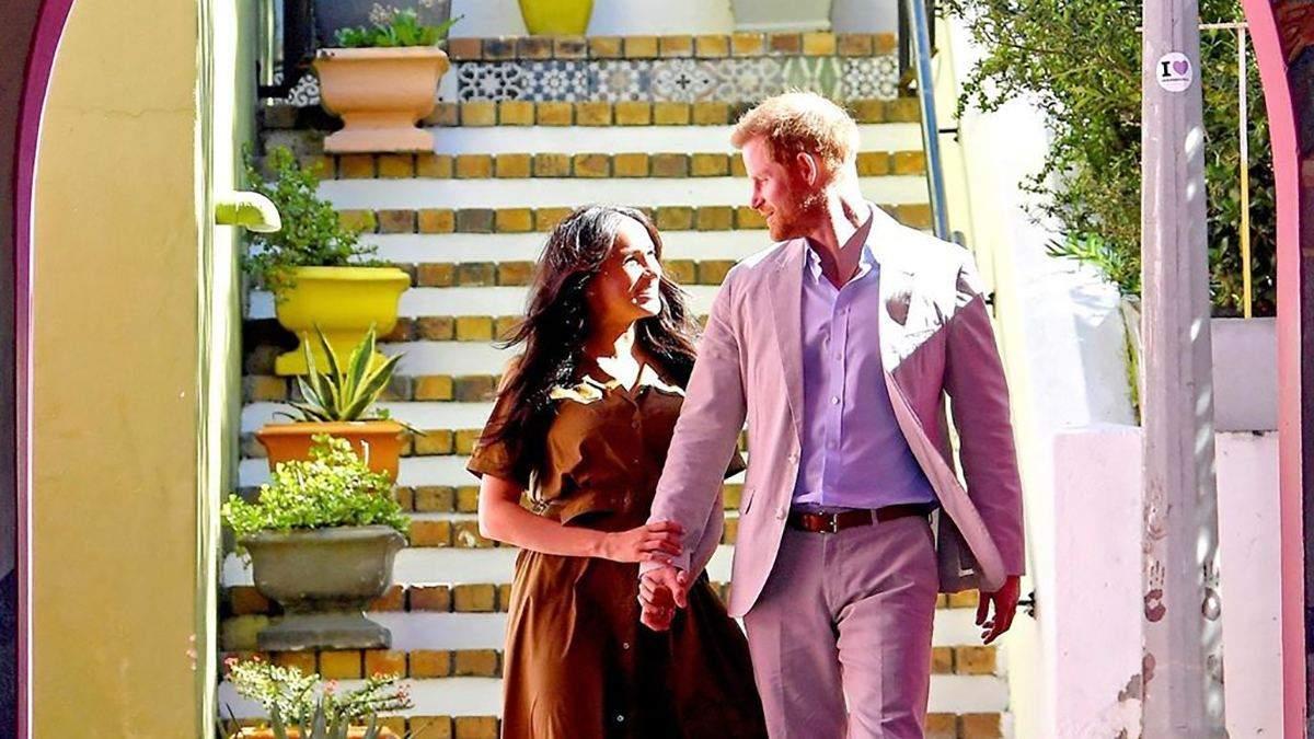 Принц Гаррі та Меган Маркл задумались про переїзд