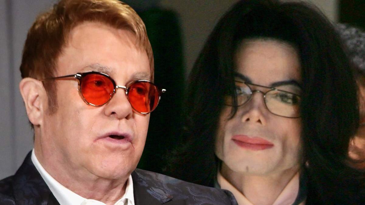 Елтон Джон розповів про Майкла Джексона