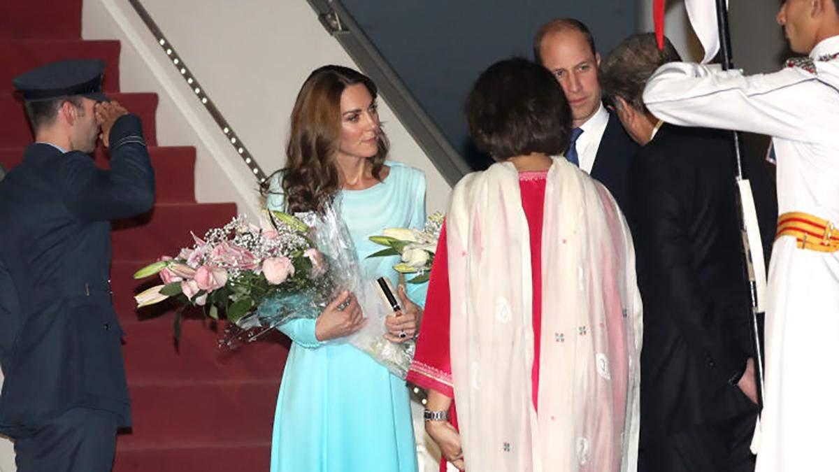 Принц Вільям та Кейт Міддлтон у Пакистані