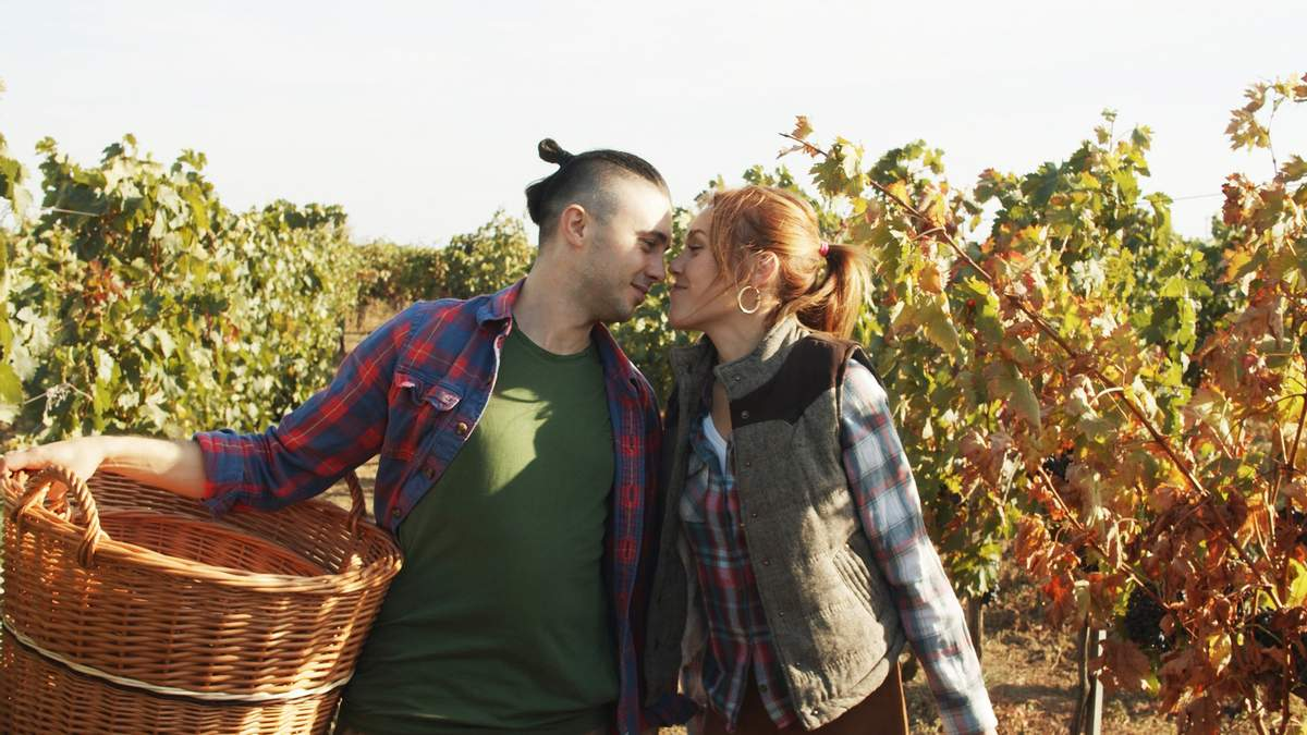 Тарас Тополя и его жена Алеша