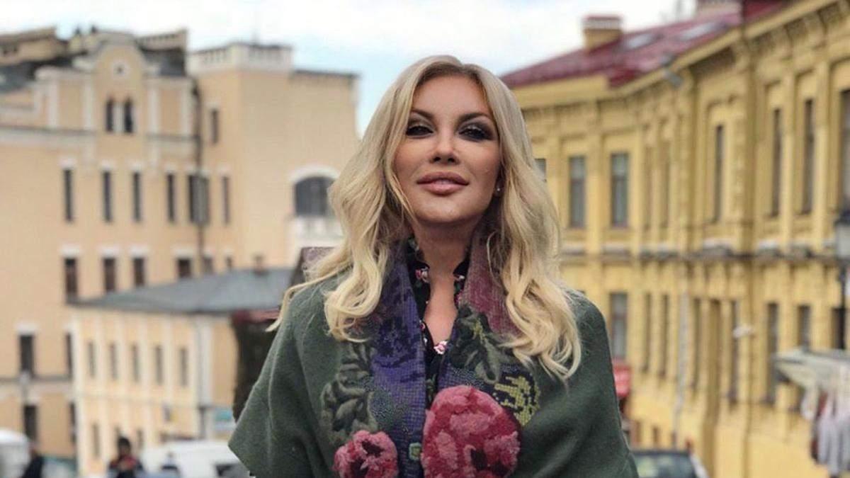 Таисия Повалий отменила концерт в Киеве