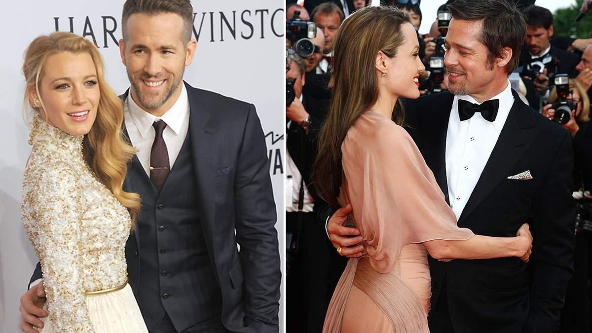 Хто з зіркових акторів зустрів кохання на знімальному майданчику