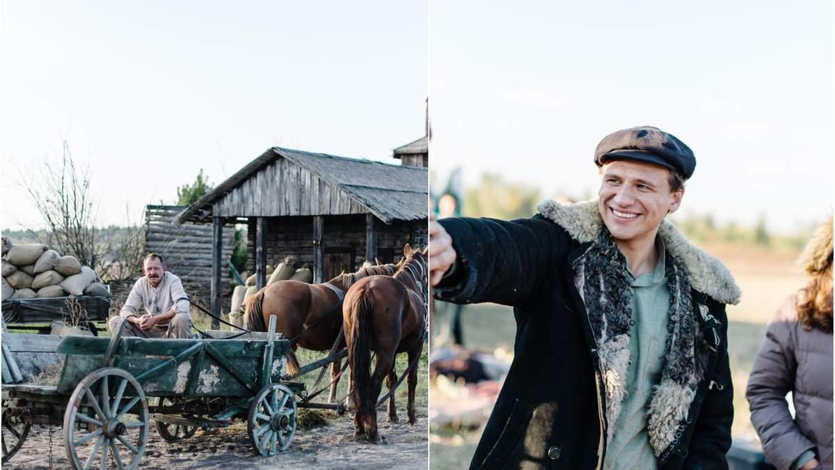 В Україні знімають фільм про Якова Дробота, який в Голодомор врятував 3 тисячі людей