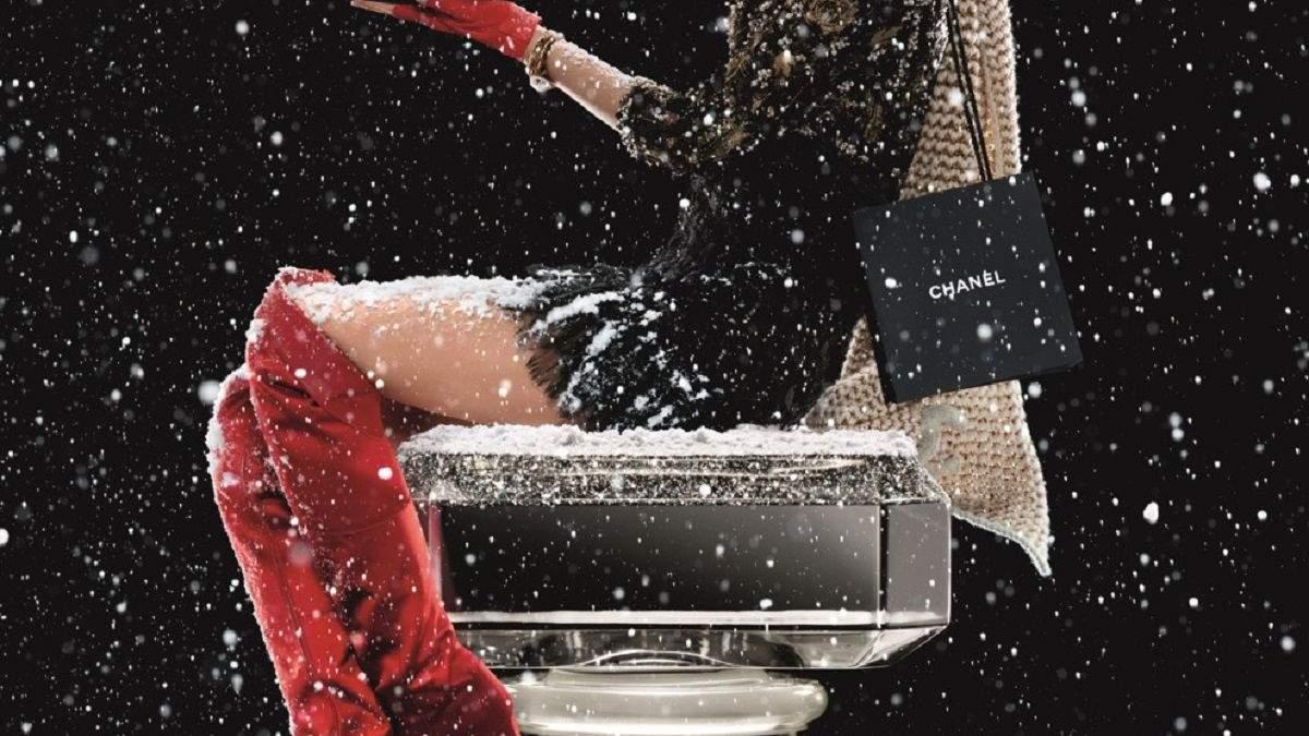Лили-Роуз Депп в кампейне Chanel