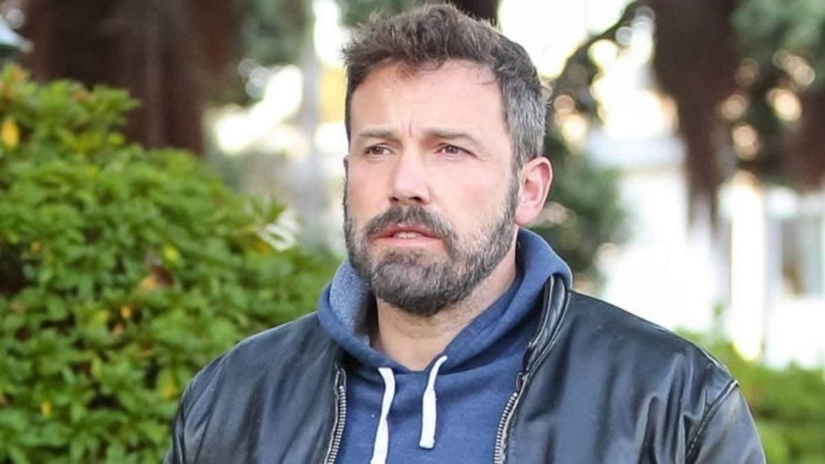 Бена Аффлека у стані алкогольного сп'яніння застукали папараці