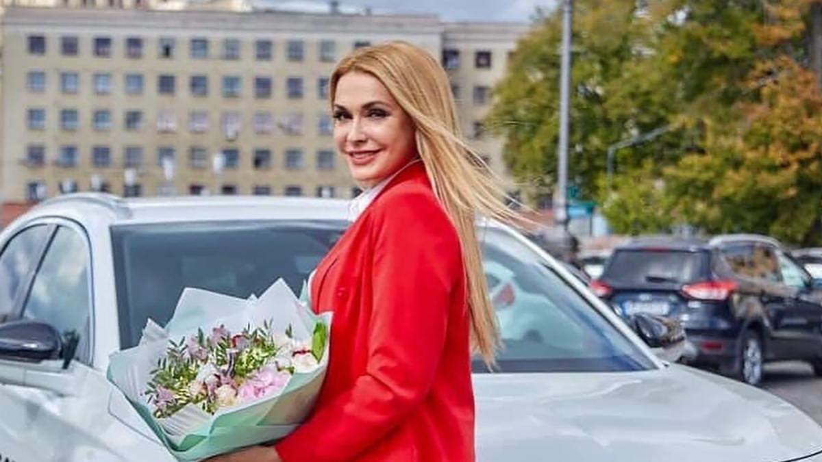 Ольга Сумська показала архівні фото