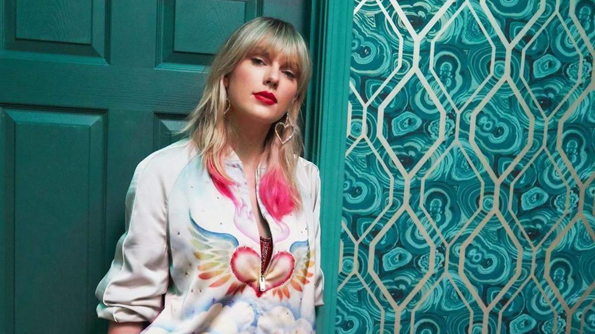 Тейлор Свіфт отримала перемогу в премії American Music Awards